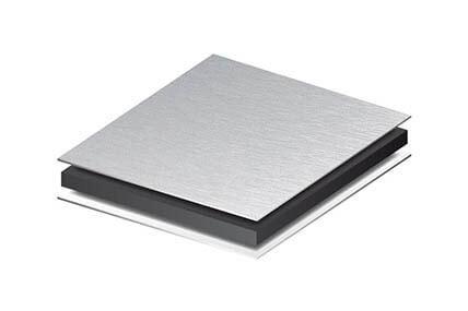Galvanized Steel Composite Panel
