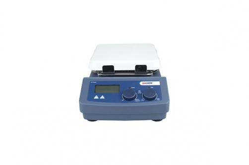 550℃ LCD Digital Hotplate Magnetic Stirrer 7 inch glass ceramic hotplate