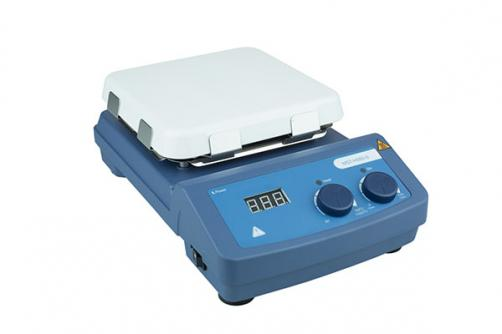 550℃ LED Digital Hotplate Magnetic Stirrer 7 inch glass ceramic hotplate