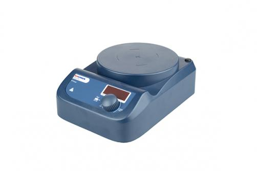 LED Digital Magnetic Stirrer 5 inch plastic plate