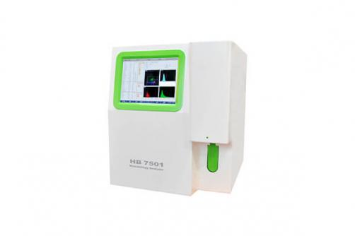 HB75 Series Fully Automatic 5-Part diff. Hematology Analyzer