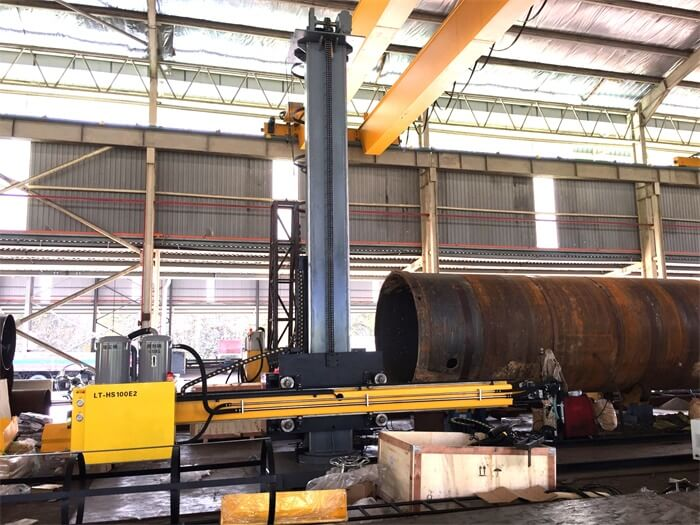 Welding Manipulator for Pipes