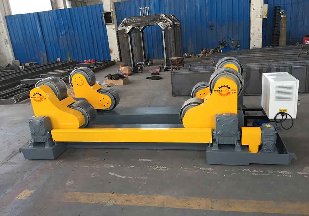 Self Alignment Welding Rotator GZ-20
