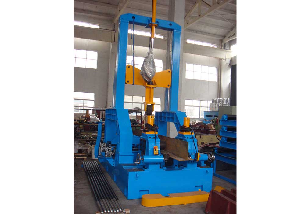Integrated H Beam Welding Machine