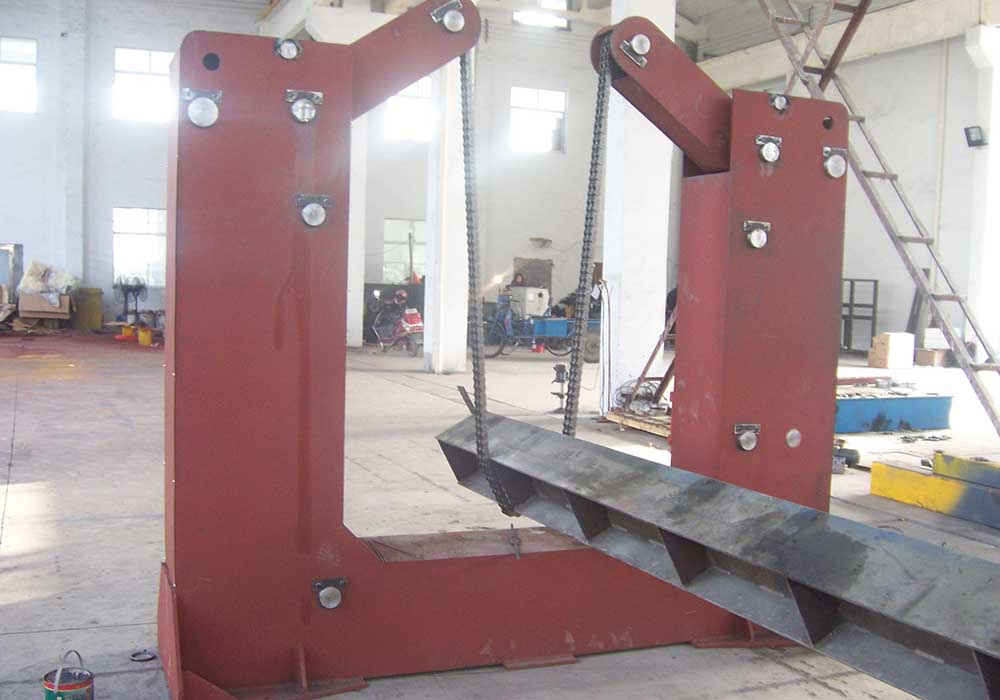 Beam Turnover Machine