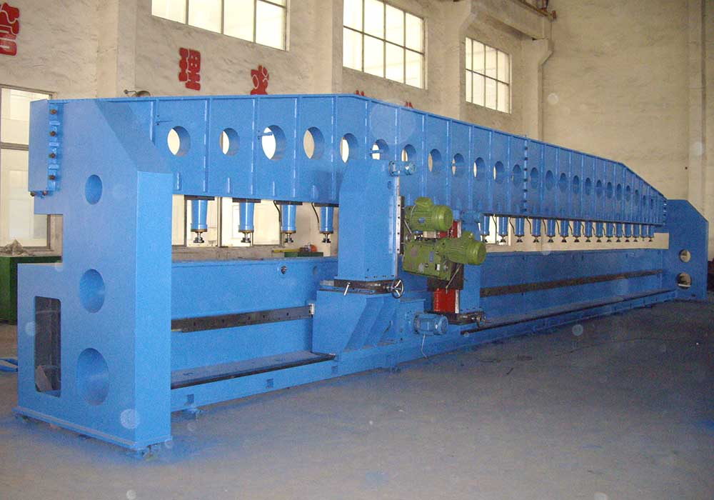 Plate Edge Milling Machine