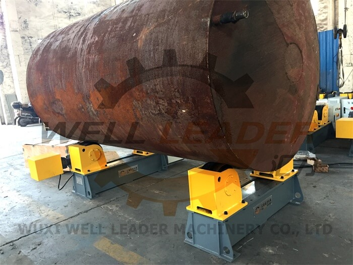 Conventional Pipe Rotator GK-12