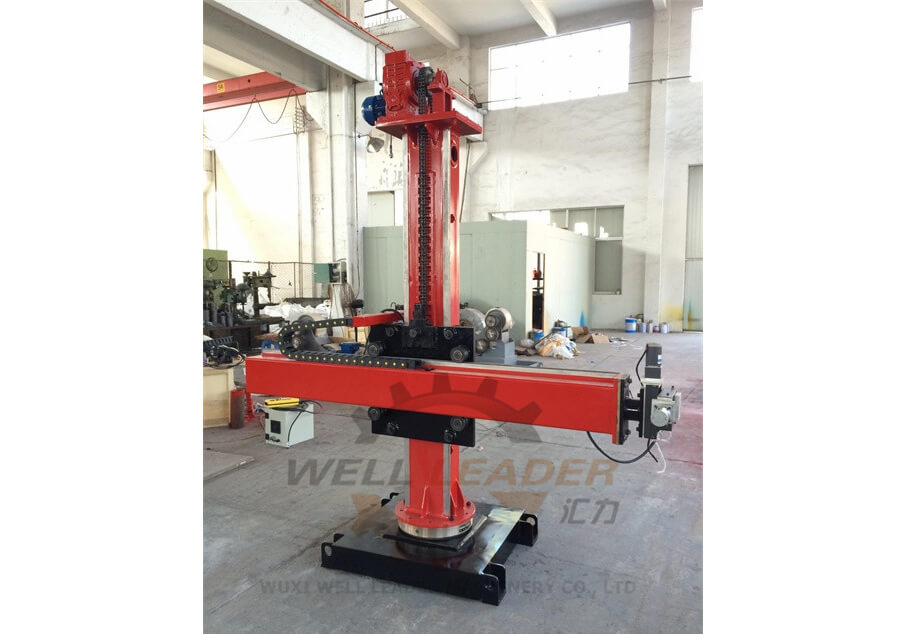 Light Duty Column Boom  HC2020