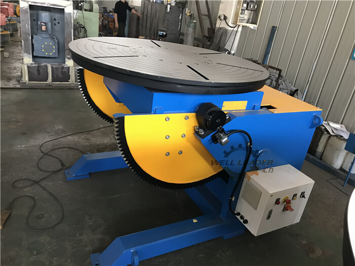Rotary positioner HB-30