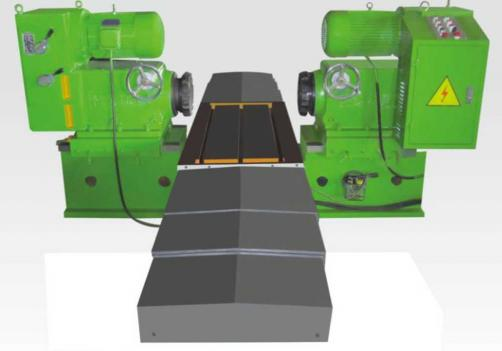 Horizontal Double Milling mc