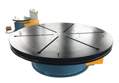 Floor Welding Turntable