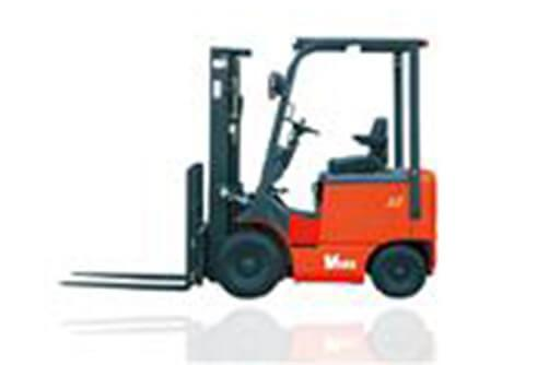 1.0-1.5 Ton 4-Wheel Electric Forklift