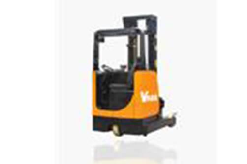 1.0-2.0T Electric Reach Forklift Seated