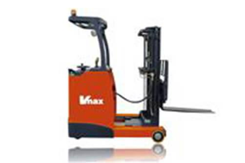 1.0-2.0T Electric Reach Forklift Stand-On