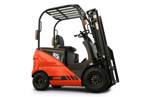 1-1.8T Four Wheel Battery Forklift