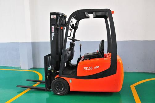 1.3-2T Three Wheel Battery Forklift