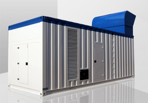 Container Type Genset