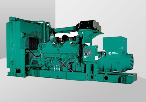 High Voltage Genset