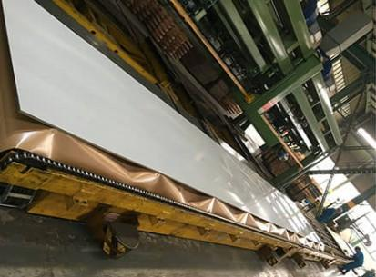 321 321H stainless steel sheet plate
