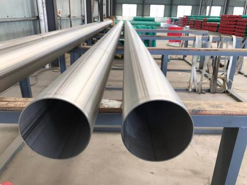 439 Stainless Steel Welded  Pipe Tube (heat exchange use)