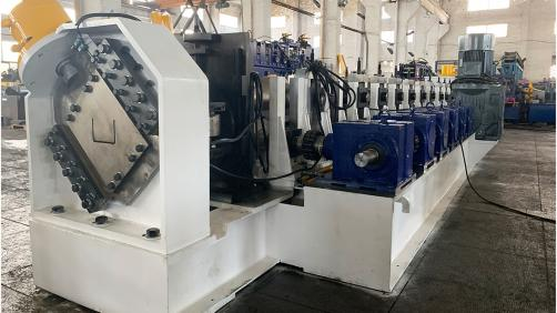 Highway U Post Roll Forming Machine