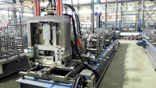 Sigma Purlin Roll Forming Machine