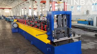 CZ Purlin Quick Roll Forming Machine