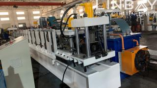Bracing Roll Forming Machine