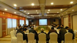 Sinopec Sales Co., LTD and Zhejiang Jiali Technology Co.,Ltd held a meeting about serial oil pump