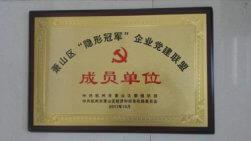 """佳力科技受邀加入""""蕭山區隱形冠軍企業黨建聯盟"""""""