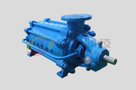 Pump for seawater desalination