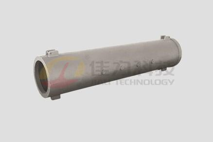 Protective casing tube