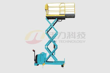 DSJYB0.3-4~10系列防爆電動液壓升降臺