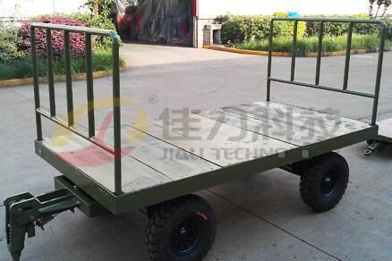 PT05~20防爆平板拖車