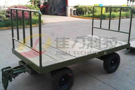 PT05~20防爆平板拖车