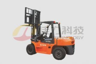 CPCD50-70內燃平衡重式叉車