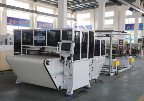 Automatic Hats Die Hydraulic Cutting Machine