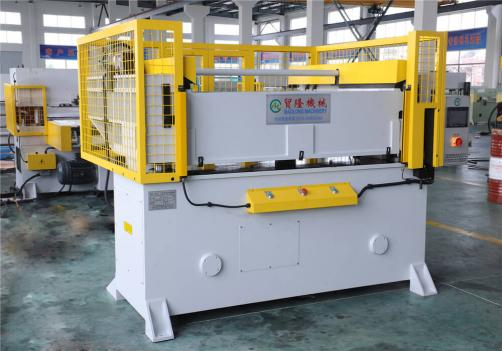 Full Automatic Reciprocating Type Hydraulic Cutting Machine