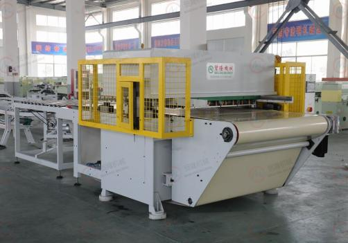Automatic Carpets Die Hydraulic Cutting press