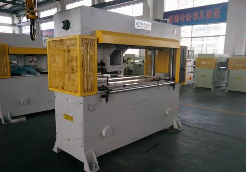 ABC-400 Cross - moving hat-brim cutting press