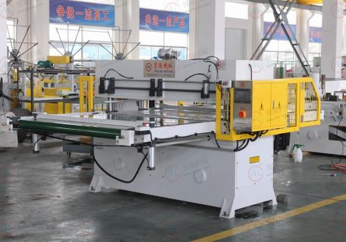 Automatic Carpets Die Cutting Machine