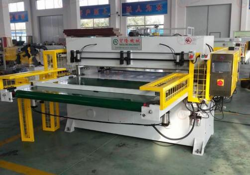 Automatic Continuous Die Cutting Machine