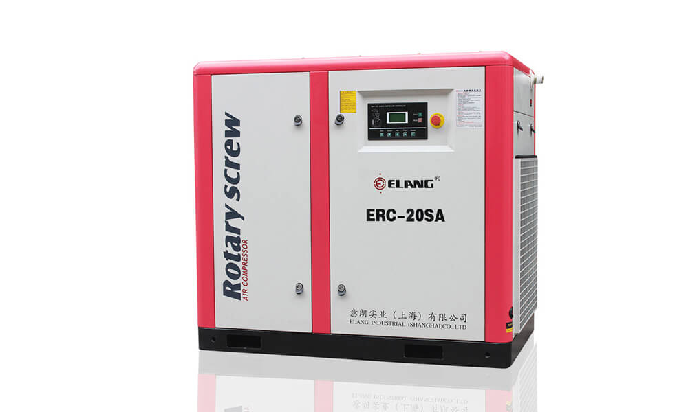 20HP 15Kw Direct Driven Screw Air Compressor