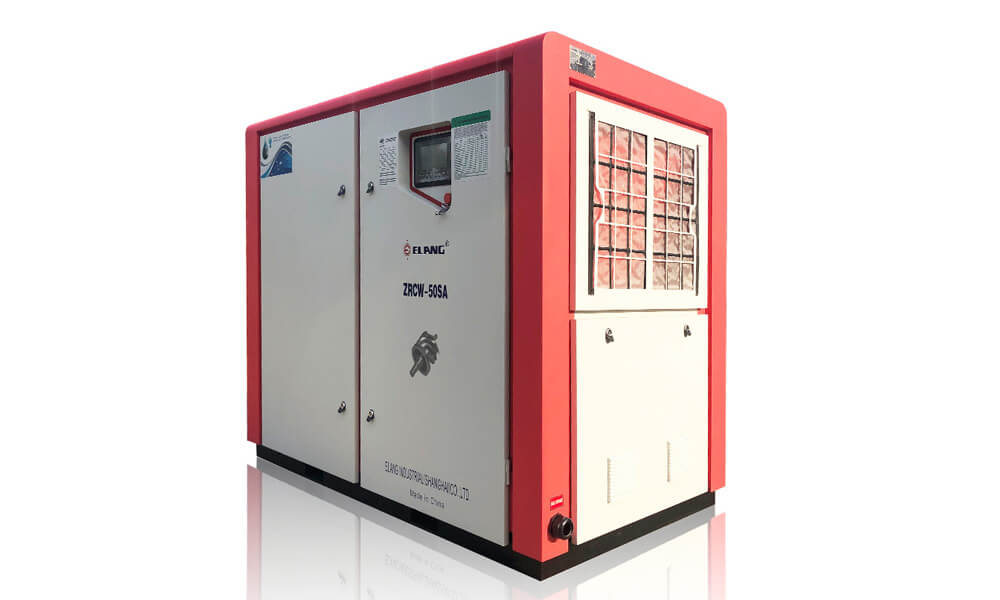 New Design 100%Oil Free Screw Air Compressor