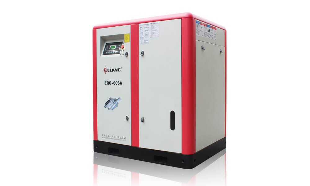 60HP 45Kw Belt Driven Screw Air Compressor