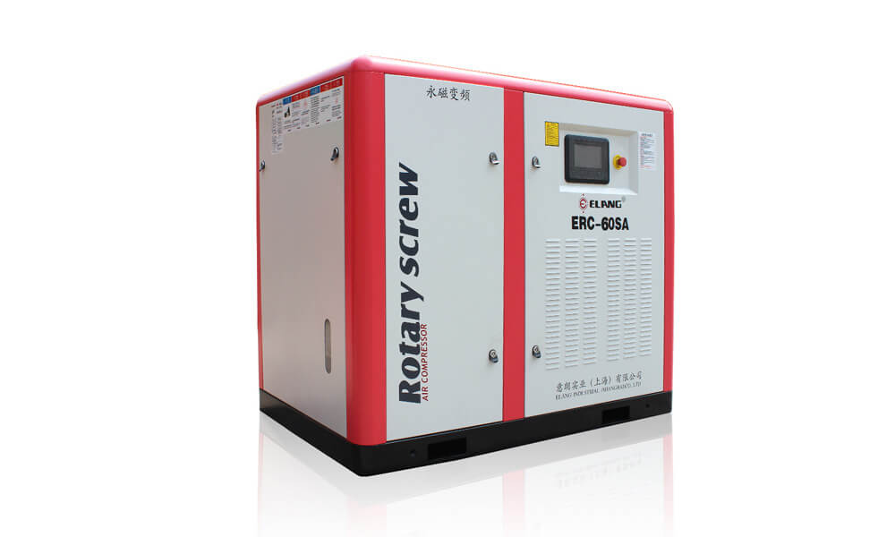 60HP 45Kw VSD Permanent Magnet Screw Air Compressor