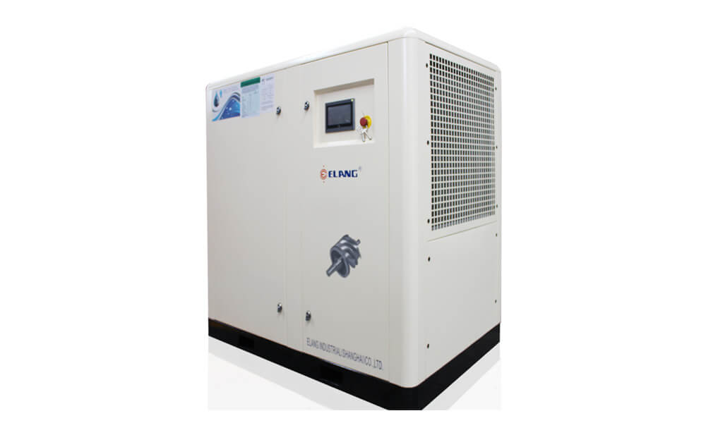 60HP 45Kw Oil Free Screw Air Compressor