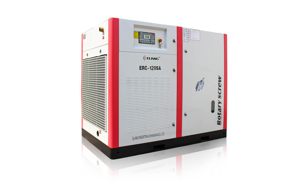 120HP 90Kw Direct Driven Screw Air Compressor