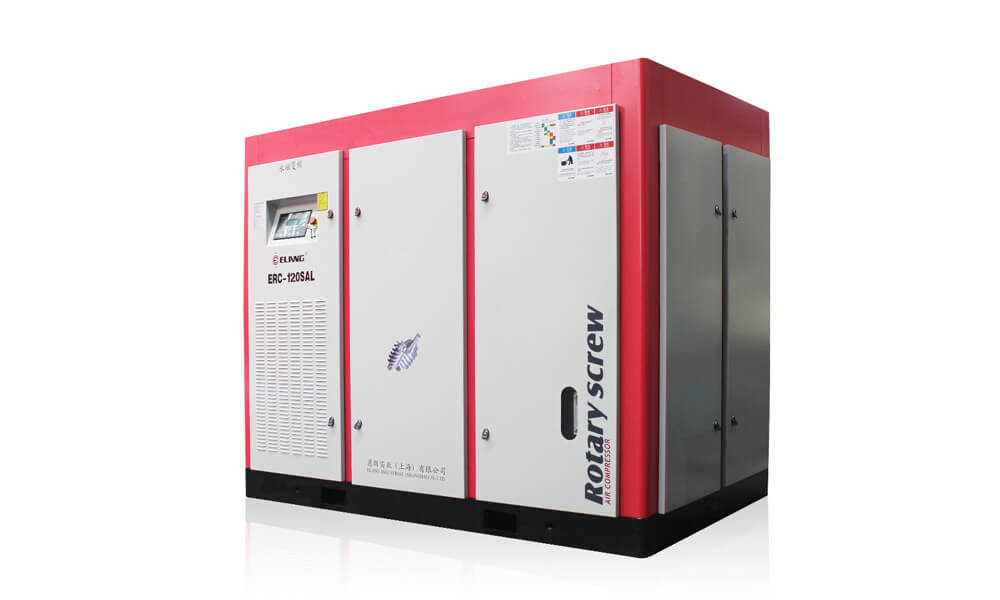 120HP 90Kw VSD Permanent Magnet Screw Air Compressor