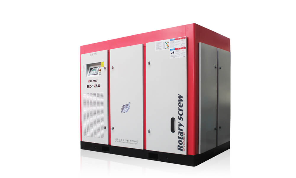 150HP 110Kw VSD Permanent Magnet Screw Air Compressor